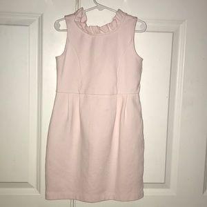Janie & Jack pink dress